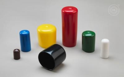 Rundkappen aus Weich-PVC